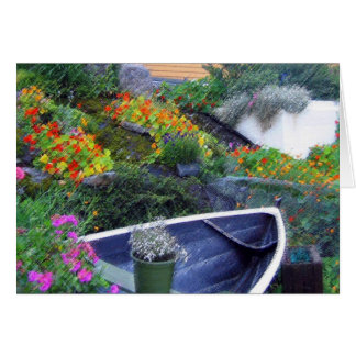 """""""Norwegian Garden"""" Card"""