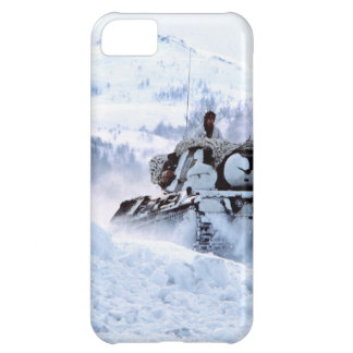 Norwegian Leopard Tanks iPhone 5C Cover
