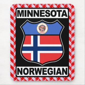 Norwegian Minnesotan American Mousemat