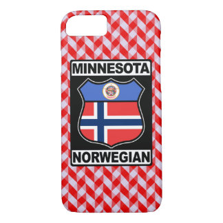 Norwegian Minnesotan American Phone Cover