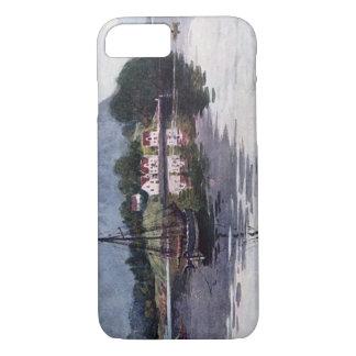Norwegian nature getaway iPhone 7 case