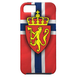 Norwegian Pride Case For The iPhone 5
