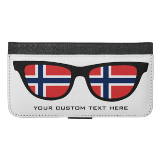 Norwegian Shades custom wallet cases