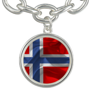 Norwegian wavy flag