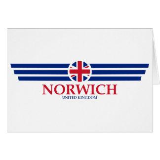 Norwich Card