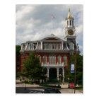 Norwich, CT. City Hall Postcard