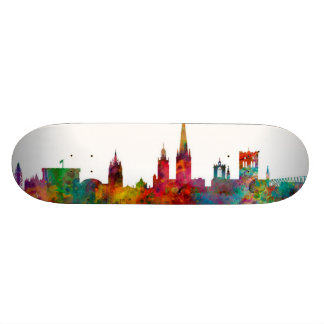 Norwich England Skyline Skate Boards
