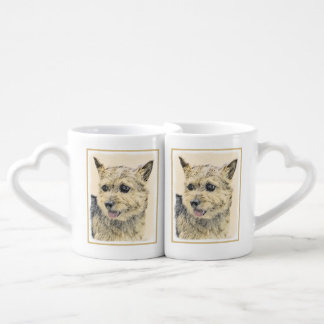 Norwich Terrier Coffee Mug Set