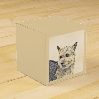 Norwich Terrier Favour Box