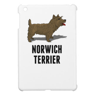 Norwich Terrier Case For The iPad Mini