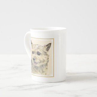 Norwich Terrier Tea Cup