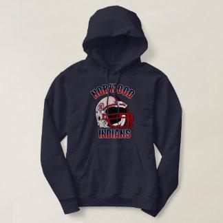NORWOOD HIGH SCHOOL OHIO FOOTBALL PRIDE HOODIE