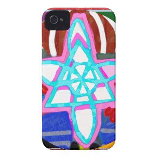 NOSA Karuna Reiki Graphic Healing Symbol Case-Mate iPhone 4 Cases