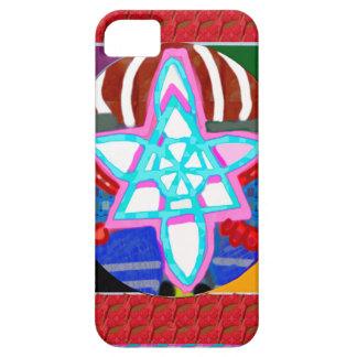 NOSA Karuna Reiki Graphic Healing Symbol iPhone 5 Case