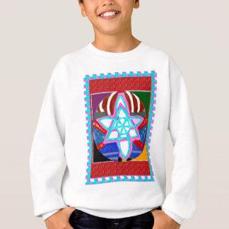 NOSA Karuna Reiki Graphic Healing Symbol Sweatshirt