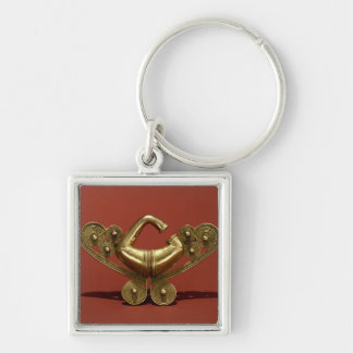 Nose Ornament, Tairona Culture Keychain