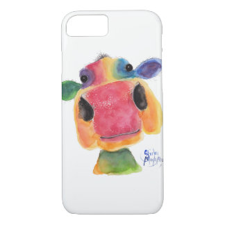 Nosey Cow ' Bridget ' Iphone Galaxy Cases