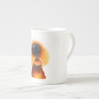 Nosey Dog ' SMELLS LiKe SuNSHiNe ' by Shirley Mac Tea Cup