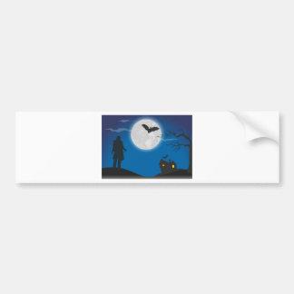 Nosferatu Bumper Sticker