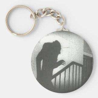 Nosferatu Crawling the Stairs Keychains