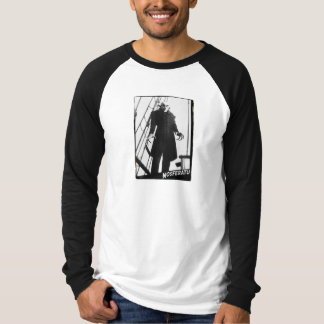 Nosferatu Vampire from Silent Movies T-Shirt