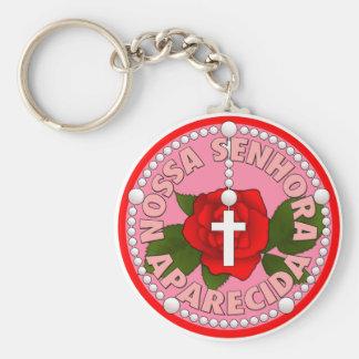 Nossa Senhora Aparecida Key Chain
