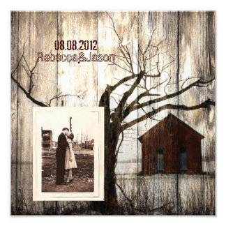 nostalgia barnwood western country anniversary art photo