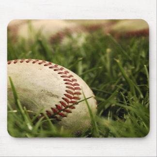 Nostalgic Baseballs Mousepad