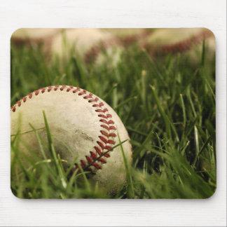 Nostalgic Baseballs Mousepads