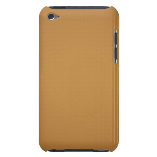 Nostalgic Burnt Orange Barely There iPod Cover