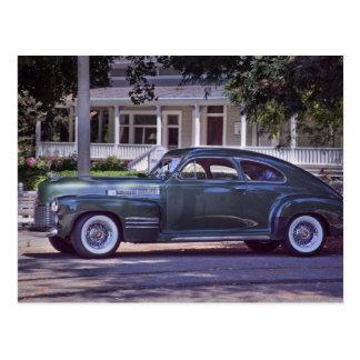 Nostalgic Cadillac Americana Postcard