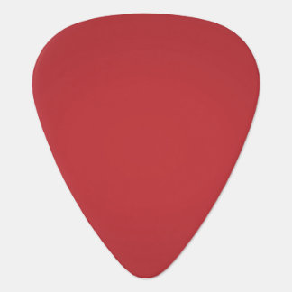 Nostalgic Crimson Guitar Pick