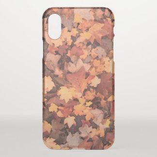Nostalgic Fall Foliage | iPhone X Deflector Case