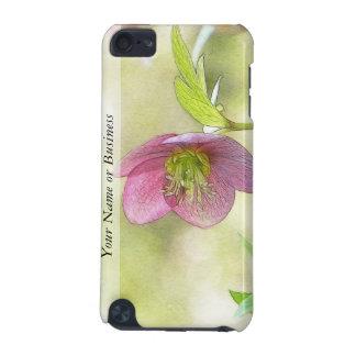 Nostalgic Hellebore Flower Art iPod Touch 5G Cases