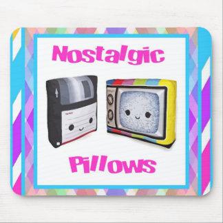Nostalgic Pillows Mousepad