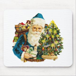 Nostalgic Santa Claus Mousepads