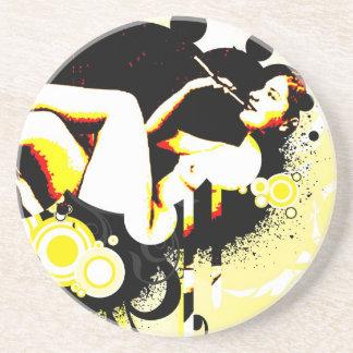 Nostalgic Seduction - Bubble Fantasy Coaster
