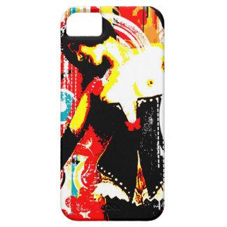 Nostalgic Seduction - Damsel In Domination iPhone 5 Cover