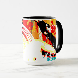 Nostalgic Seduction - Damsel In Domination Mug