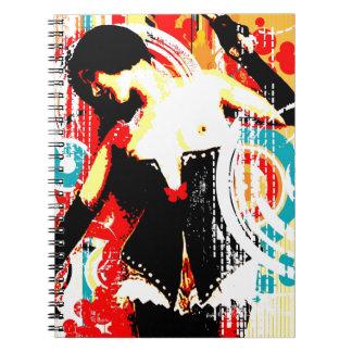 Nostalgic Seduction - Damsel In Domination Notebooks
