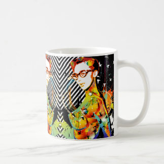 Nostalgic Seduction - Dexterous Dame Coffee Mug