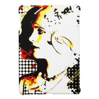 Nostalgic Seduction - Distant Gaze iPad Mini Cover
