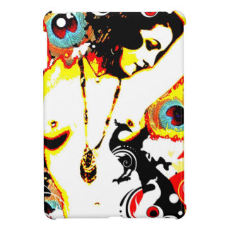 Nostalgic Seduction - Poetic Peacock iPad Mini Cases