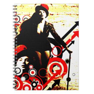 Nostalgic Seduction - Prurient Performer Notebook