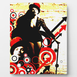 Nostalgic Seduction - Prurient Performer Plaque