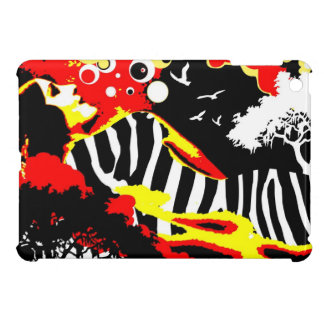 Nostalgic Seduction - Safari Dreams iPad Mini Covers