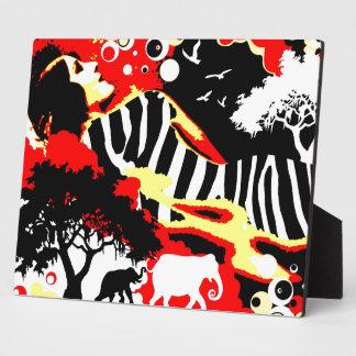 Nostalgic Seduction - Safari Dreams Plaque