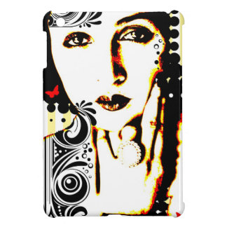 Nostalgic Seduction - Subjected to Ink iPad Mini Case