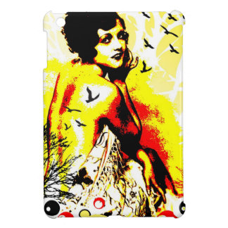 Nostalgic Seduction - Timeless Flight iPad Mini Covers
