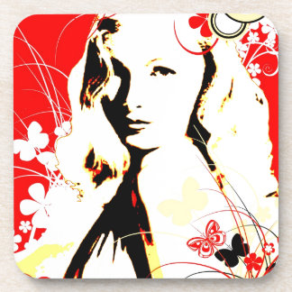 Nostalgic Seduction - Wistful Flutter Coaster